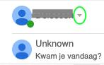 Google Hangouts verwijderen